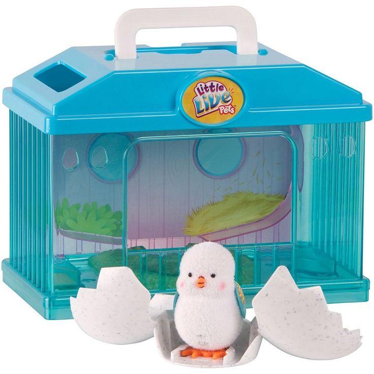 Little Live Pets Surprise Chick House Play Set