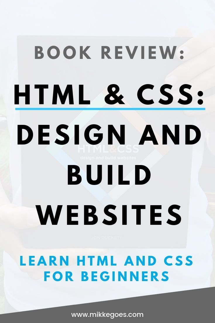 Html And Css Design And Build Websites Review Web Development Programming Learn Web Development Learn Html