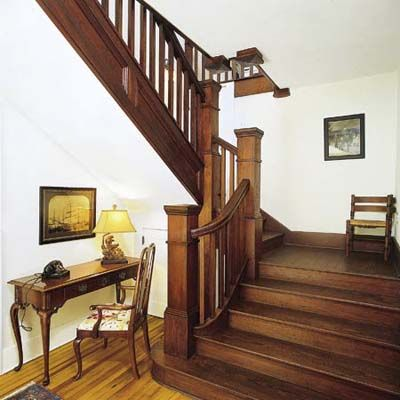 The Staircase | One-of-a-Kind Craftsman Remodel | Photos | Befores and Afters | Remodels & Upgrades | This Old House
