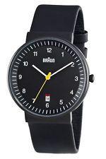 Lederarmband braun armbanduhr bn0032 schwarz