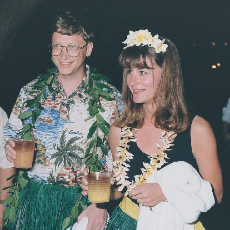 It's Bill Gates' birthday, and as usual, his wife Melinda shared the best picture on Instagram