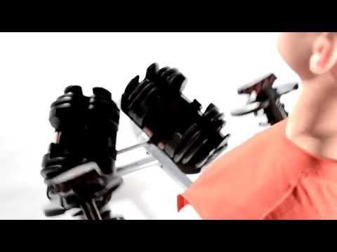 Bowflex SelectTech 1090 Adjustable Dumbbells