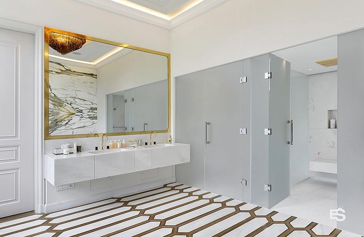 17 migliori idee su bagni in marmo su pinterest docce in - Bagno marmo bianco ...