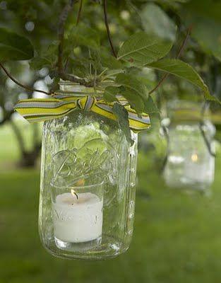 ,,Ball Jars, Masons, Mason Jar Crafts, Mason Jar Candles, Fruit Trees, Mason Jars Crafts, Mason Jars Candles, Lights Ideas, Lanterns