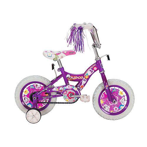 "Girls' 12 Inch Micargi Purple Kidco Bike - Micargi Bicycles - Toys ""R"" Us"