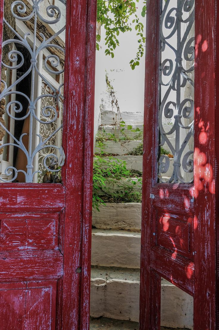 Kithnos 2014 door  by Stathis Youvanoglou on 500px