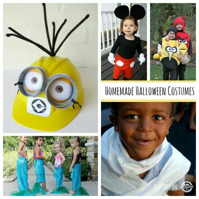 57 best easy kids dress up costumes images on pinterest carnivals 20 easy homemade costumes for kids solutioingenieria Images