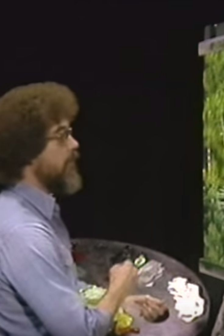 Here's Where To Watch All 403 Episodes Of 'The Joy Of Painting' With Bob Ross