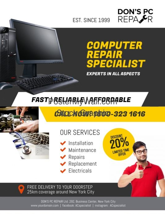 Computer Repair Specialist Computer Repair Computer Maintenance Computer Repair Services