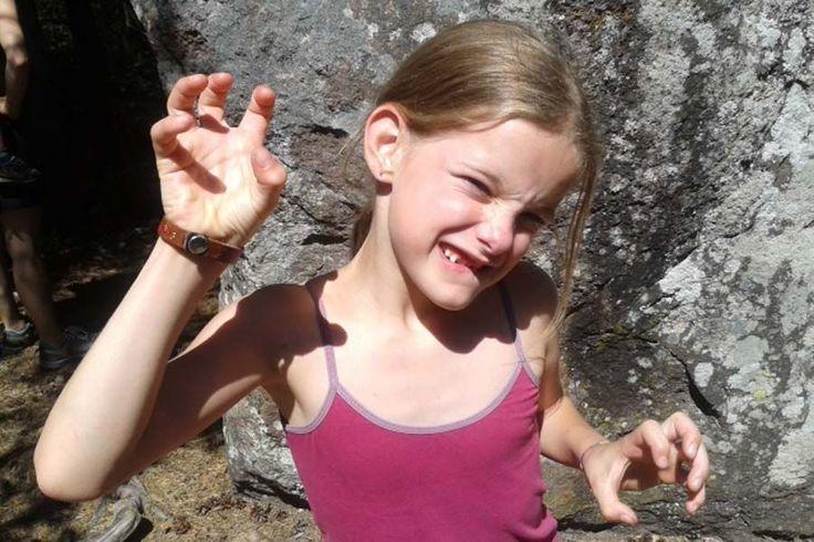 Kleine Hexe am Hexensteine in Aldein