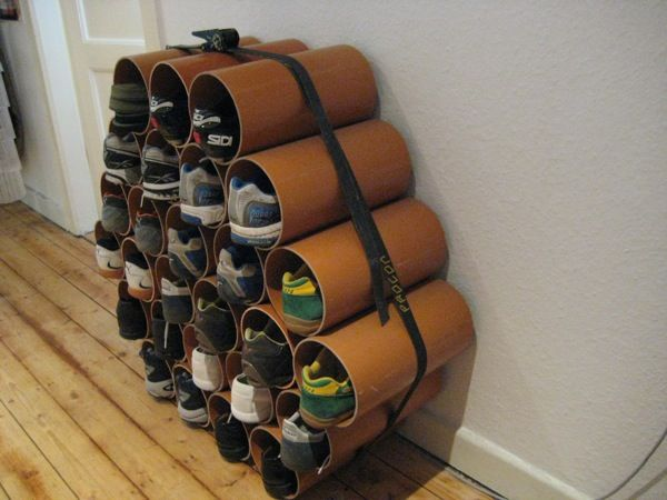 Shoe Racks And Organizers Delectable 114 Best Shoe Storage Images On Pinterest  Organization Ideas Good Design Ideas