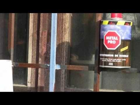 Convertisseur de rouille - METALPRO Solvants dégraissants nettoyants industriels Fabricant solvant et préparation surface Marseille - Arcane Industries