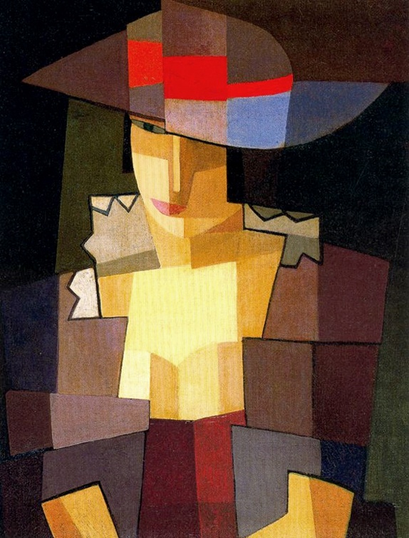 Emilio Pettoruti was an Argentine painter, who caused a scandal with his avant-garde cubist exhibition in 1924 in Buenos Aires.