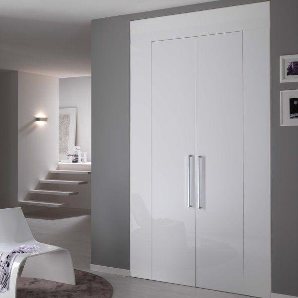 Come ricavare un ripostiglio in casa: porte per armadi a muro - BLOG ARREDAMENTO
