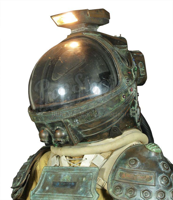 Nostromo EVA suit
