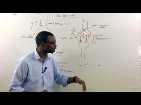▶ Tricyclic antidepressants (TCA) Pharmacology - YouTube