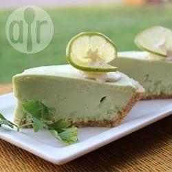 Lime and Avocado Frozen Cheesecake @ allrecipes.com.au