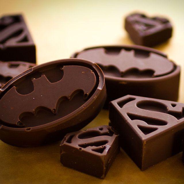 batman chocolate/ice molds