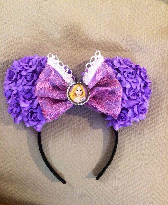 Tangled Mickey ears by AudreysClosett on Etsy, $15.00 ...