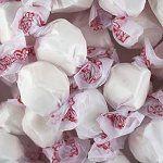 Wedding Candy Buffet White Vanilla Salt Water Taffy