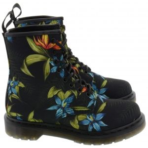 Simply Amazing! Dr. Martens Flower Ankle Boot
