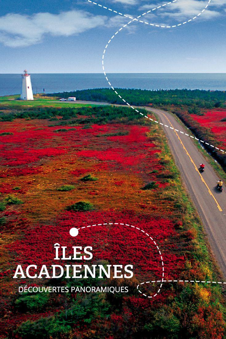 La virée Acadienne | Arrêt no 5 - ÎLES ACADIENNES : Plages sauvages, phare historique, pistes en nature... les îles acadiennes invitent à la découverte en dehors des sentiers battus!