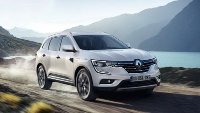 New Renault Koleos 2017 by drive.gr