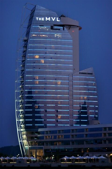 Hotel MVL @ YeoSoo S. Corea   여수...