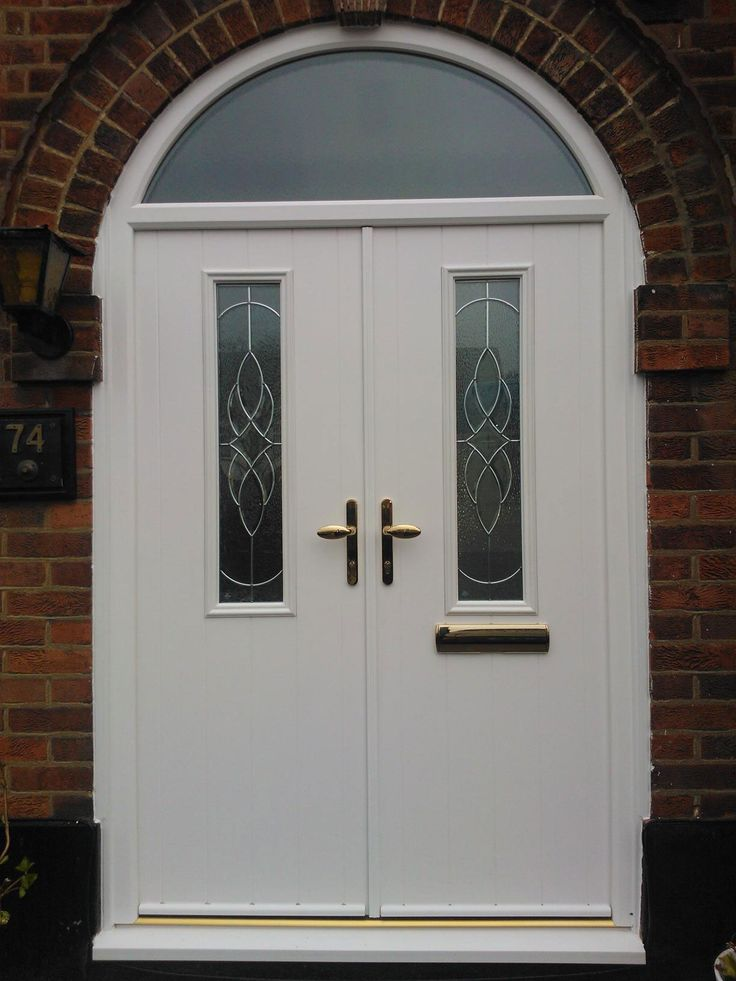 With More And People Asking To See Real Examples Of Doors Ed Our White Front