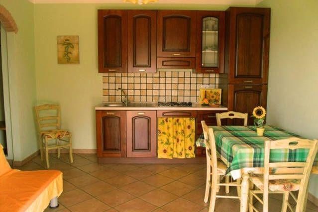 Kitchen of Villa Mimosa