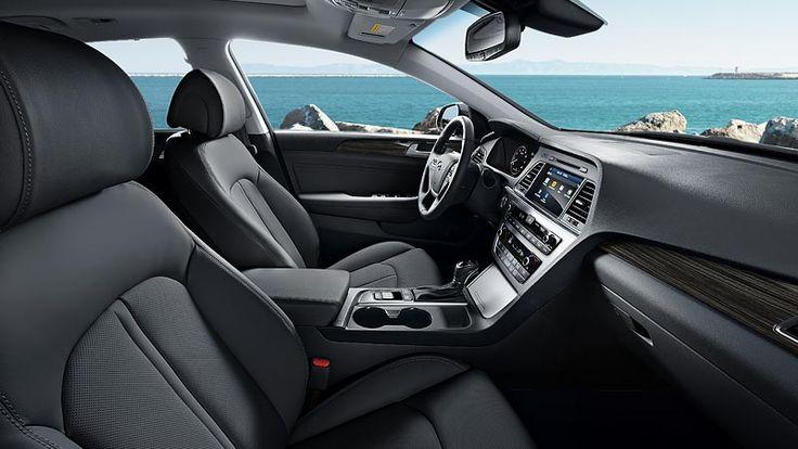 hyundai sonata 2015 black. 2015 sonata with black leather interior visit httpwwwhyundaigreenvalleycom hyundai sonata pinterest dream cars and black