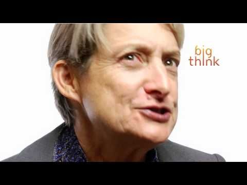 Judith Butler Explores the Effect of Behavior on Gender