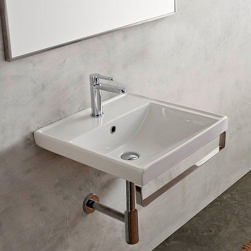 ML Rectangular Wall Mount Bathroom Sink with Overflow171 best hardware images on Pinterest   Hardware  Bathroom ideas  . Hardware Bathroom. Home Design Ideas
