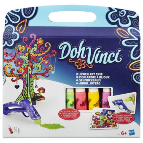 Play-Doh Doh Vinci Jewellery Tree