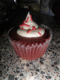 You could try these amazing Red Velvet Cupcakes with Cream Cheese Icing! Their just in time for Valentine's Day!