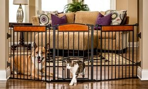 Carlson Deluxe Extra-Wide Pet Gate