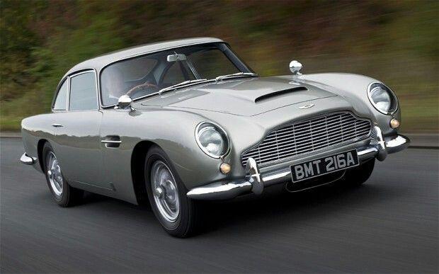 Si piensas alquilar un coche, por qu no un Aston Martin