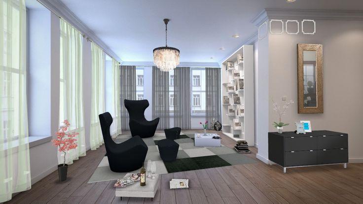 Coole Farben Fur Wohnzimmer Elegante Schone Farbschemas Zu Hause ...