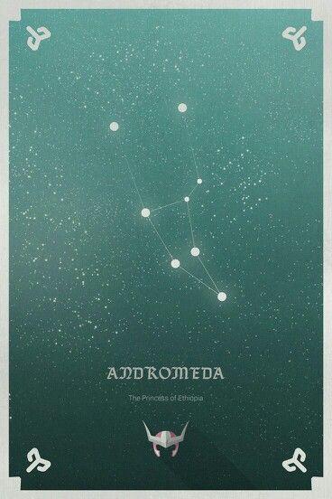 Constelação Andromeda
