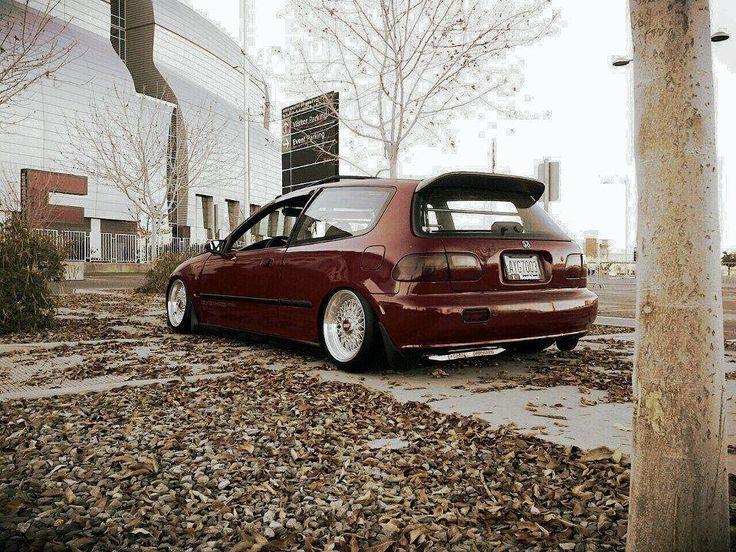 Honda Civic Hatcback EG6