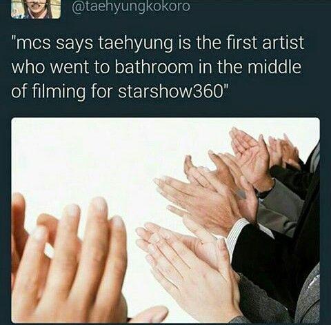 Congrats Tae