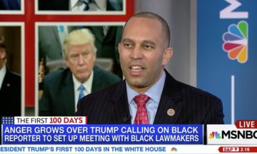 Congressional Black Caucus Members Tell The Trump Administration How They Really Feel | The Huffington Post