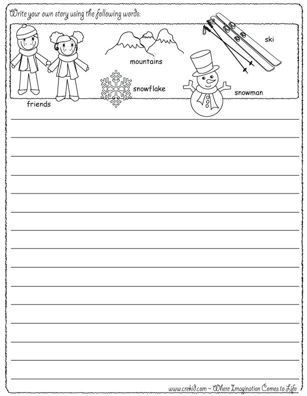 creative writing activity worksheets These creative writing prompts are a fun easter activity i like to introduce them on april 10th which is national encourage a young writer day and usually falls sometime near easter each year each worksheet provides a different inspiration to help spark a child's creative writing print four.