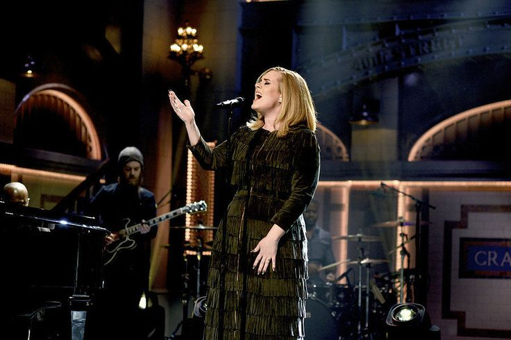 Adele's SNL Performance Was Perfection — Mostly Because of Her Custom Burberry Dress
