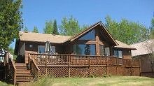 Cottage Cabin Lakefront Waterfront for Rent Lake of the woods Canada image 1