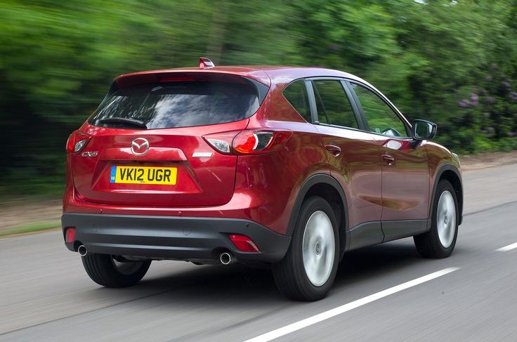 Mazda cx5 review mazda family suv car review