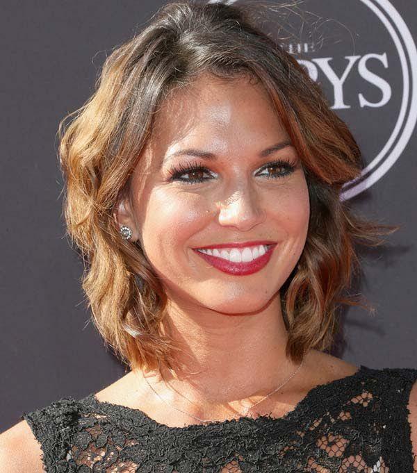 100 Short Hairstyles for Women 2014: Melissa Rycroft