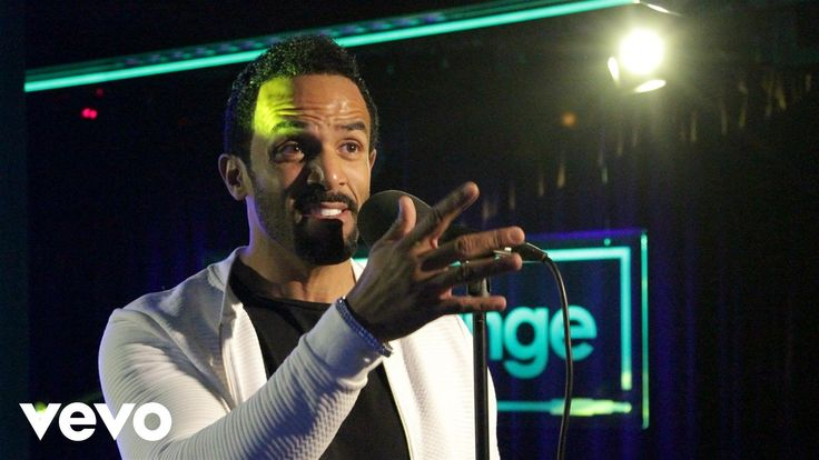 Craig David - Love Yourself (Justin Bieber cover in the Live Lounge) - YouTube