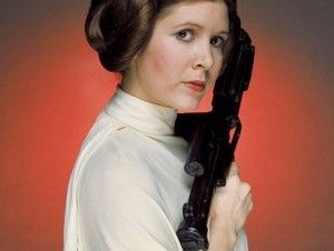 Muere la actriz Carrie Fisher, la eterna princesa Leia