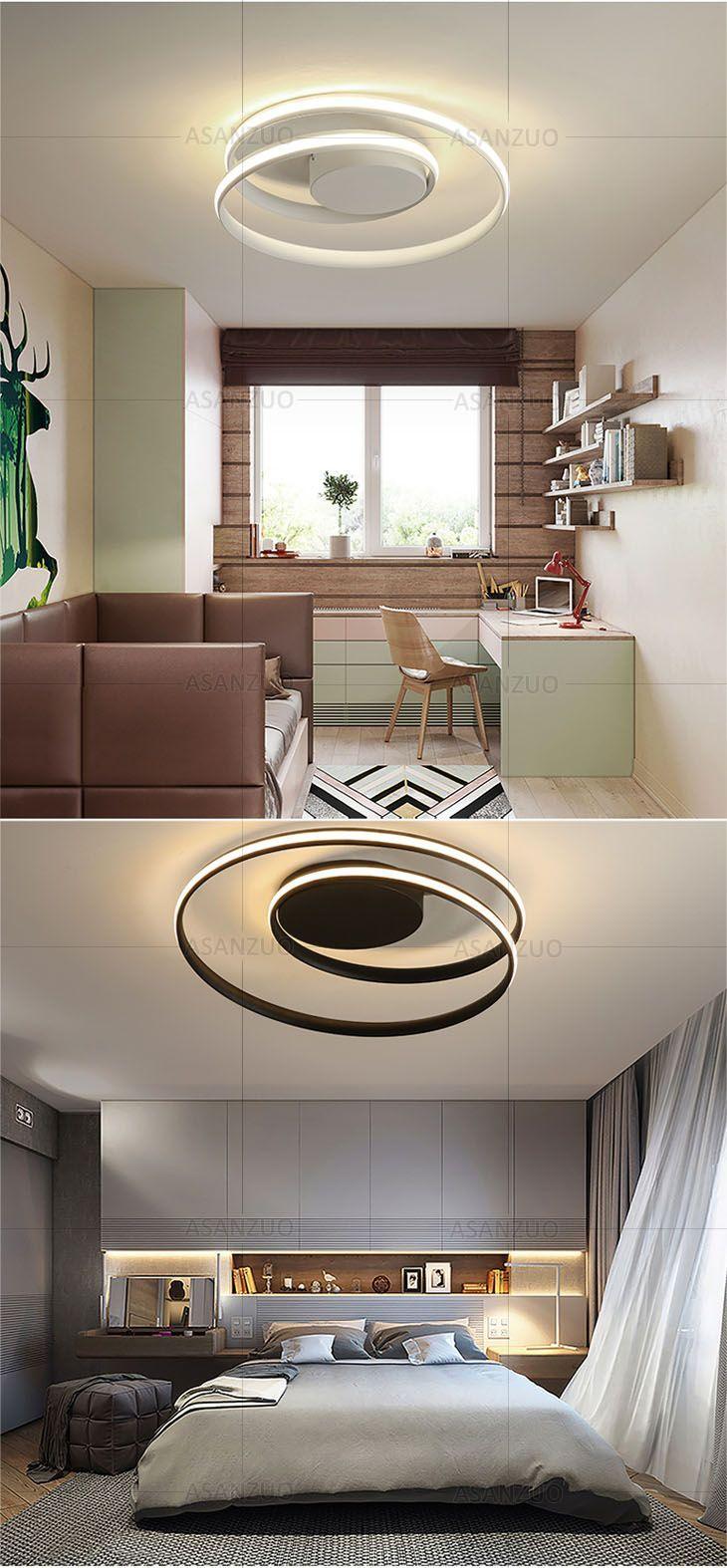 Moderne Decke Lichter LED Lampe Für Wohnzimmer Schlafzimmer Studie